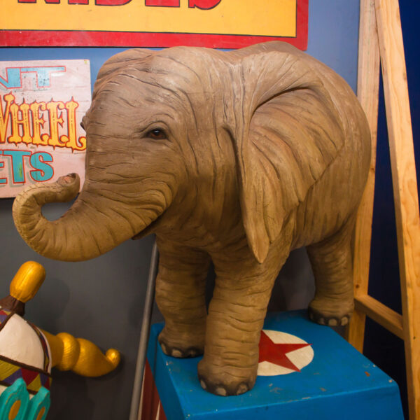 Sydney Prop Specialists - Baby Elephant