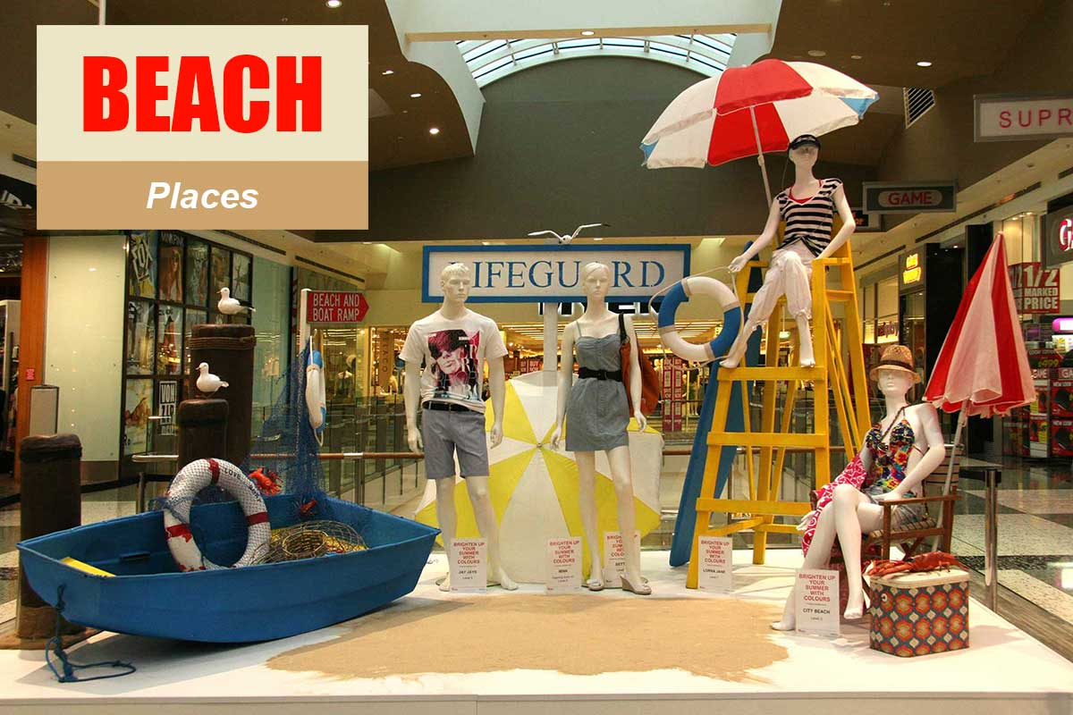 Beach Theme - Brand Activation Themes at Sydney Prop Specialists