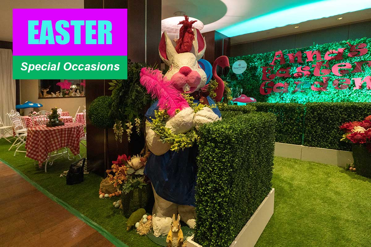 Easter Theme - Brand Activation Themes at Sydney Prop Specialists