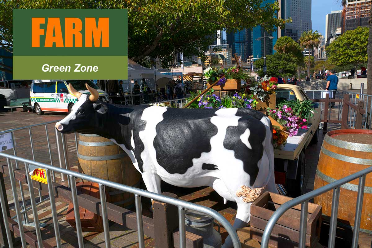 Farm Theme - Brand Activation Themes at Sydney Prop Specialists