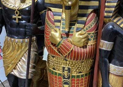 Man Cave Props and Theming - Ancient Egyptian Props