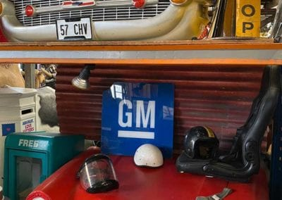 Man Cave Props and Theming - Large Car Fronts and Boots
