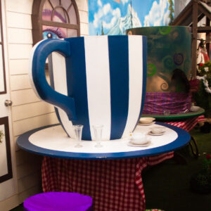 Alice - Giant Tea Cup at Sydney Props