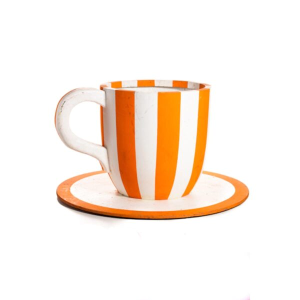 Giant Teacup and Saucer - Sydney Prop Specialists - Prop Hire and Event Theming